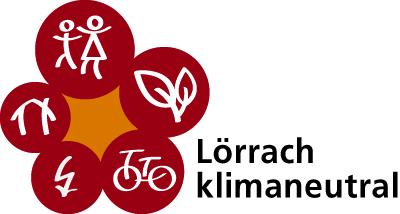 Logo Lörrach klimaneutral
