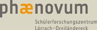Logo phaenovum Schülerforschungszentrum