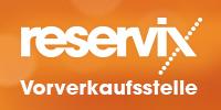 Reservix Werbebanner