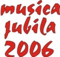 Logo musica jubila 2006