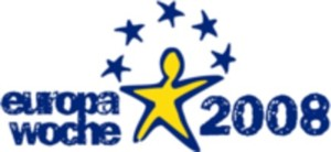 Logo Europa-Woche 2008