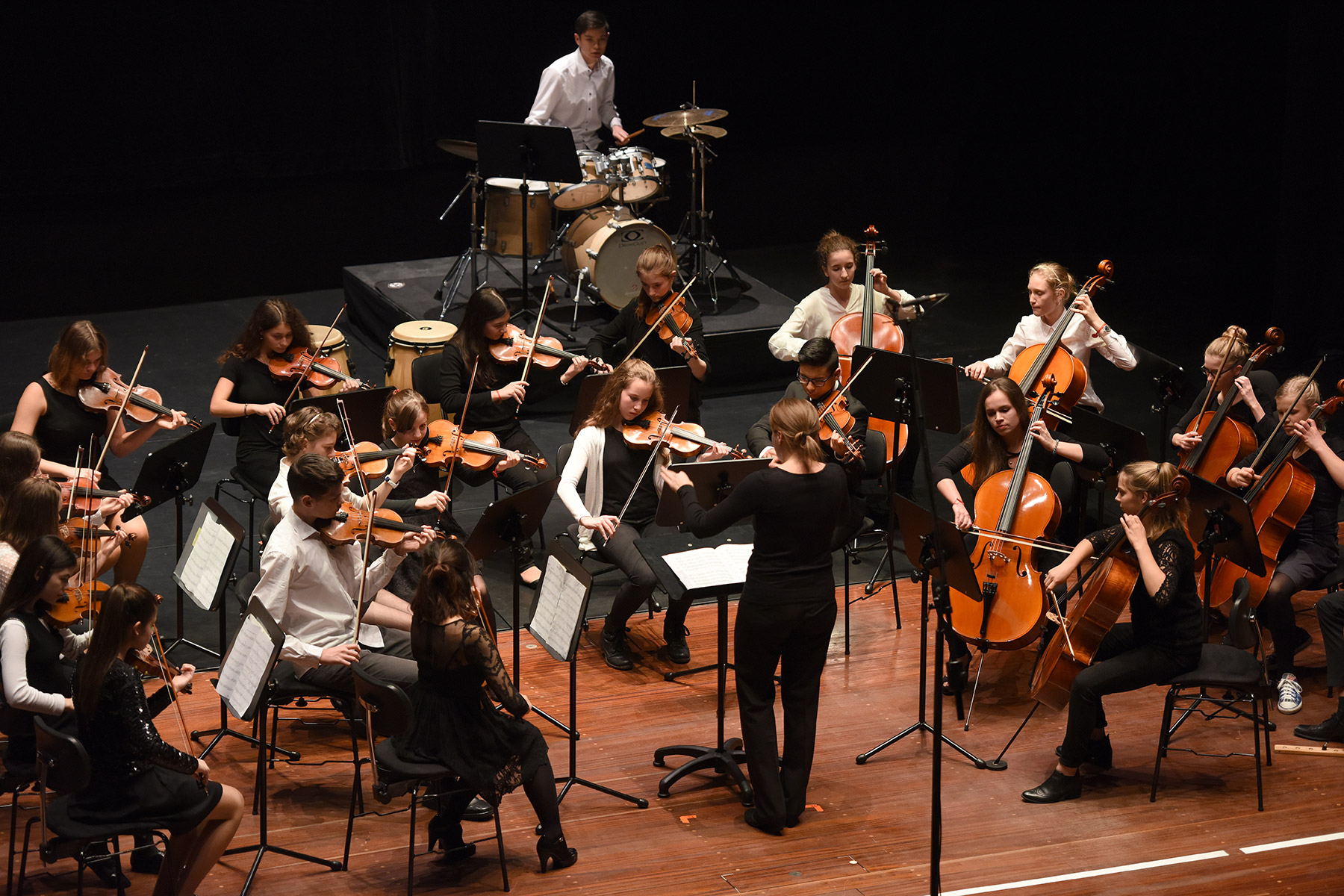 Flitzebögen der Städtischen Musikschule