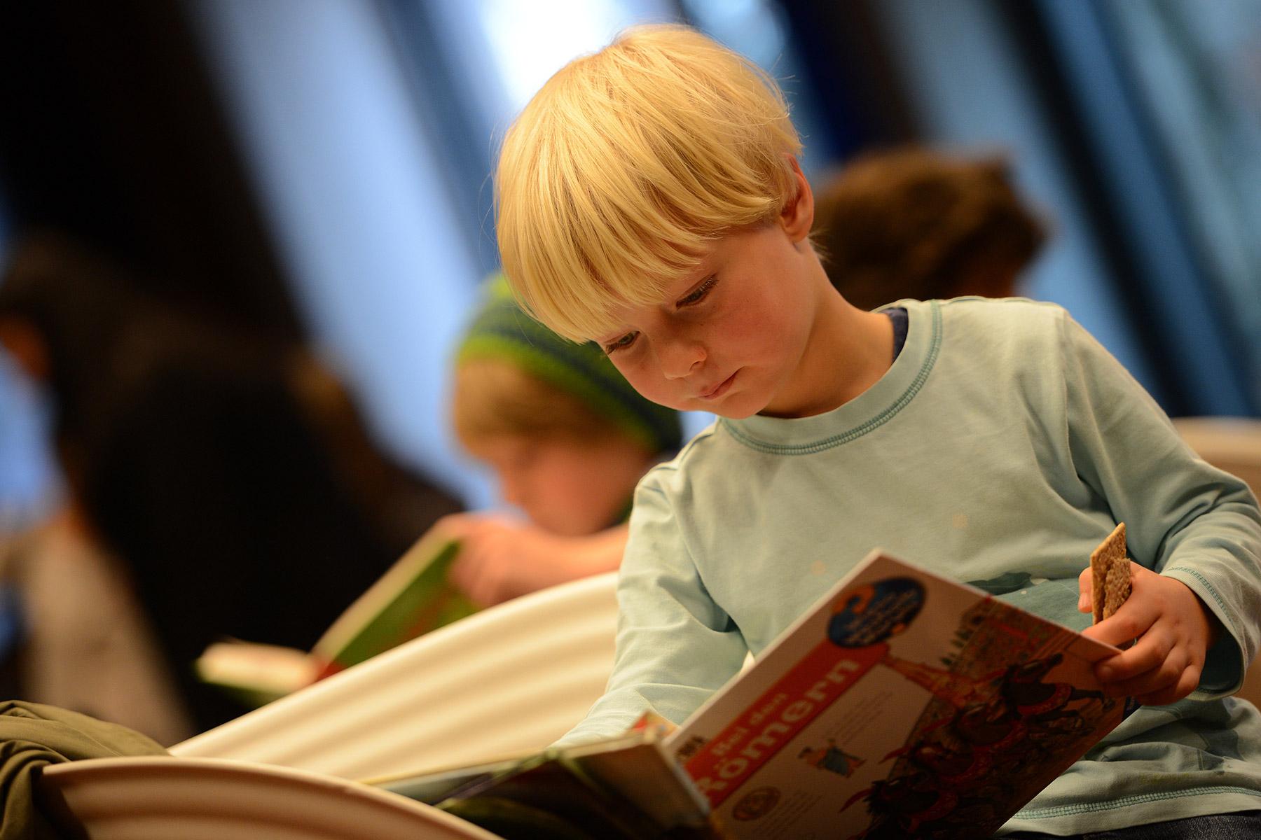 """Kinderbuchmesse """"Lörracher Leselust"""""""