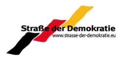 Straße der Demokratie Logo