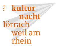 Kulturnacht Lörrach-Weil am Rhein Logo