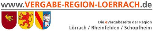 Logo Vergabe Region Lörrach