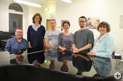 Vorstand Förderverein Musikschule Foto: Markus Greiß
