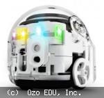 Ein Ozobot-Roboter
