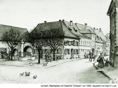 Wirtshäuser Stadtarchiv