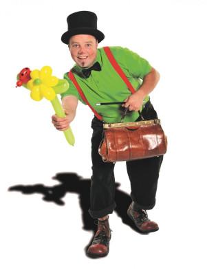 Clown Pat