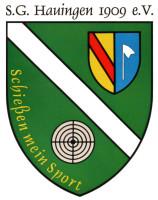 Wappen der SG Hauingen 1909 e.V.