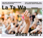 Online-Flyer für die Veranstaltung