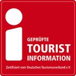 Logo geprüfte Touristinformation
