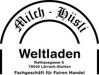 Logo Weltladen Milch-Hüsli
