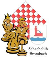 Vereinslogo des Schachclub Brombach e.V.