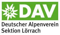 Logo der Sektion Lörrach im DAV