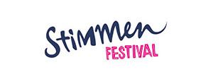 Logo STIMMEN Festival