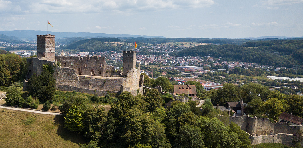 Château fort Rötteln