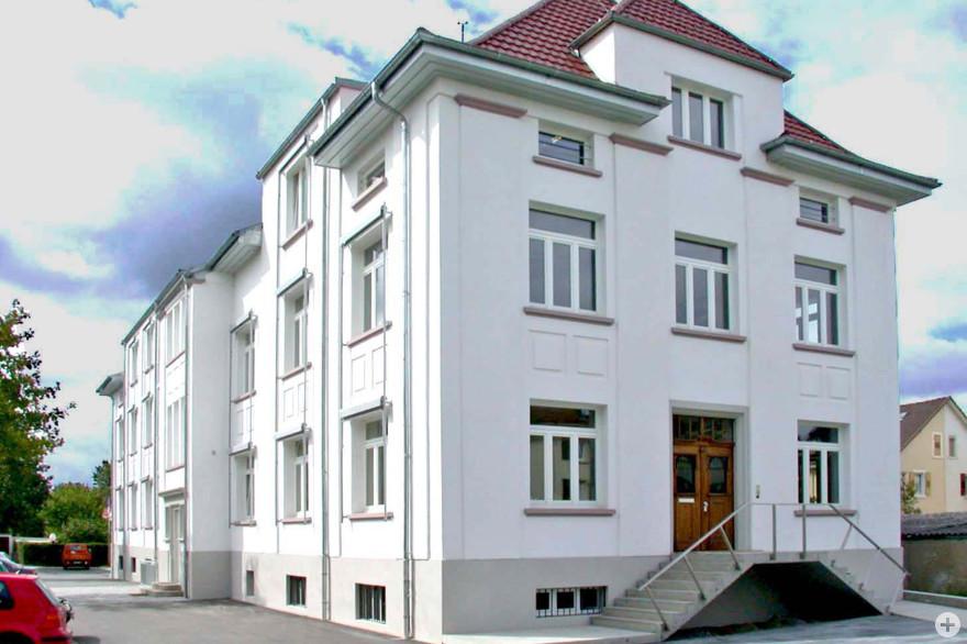 Sitz der Wohnbau Lörrach