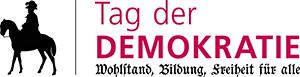 Logo Tag der Demokratie 2019