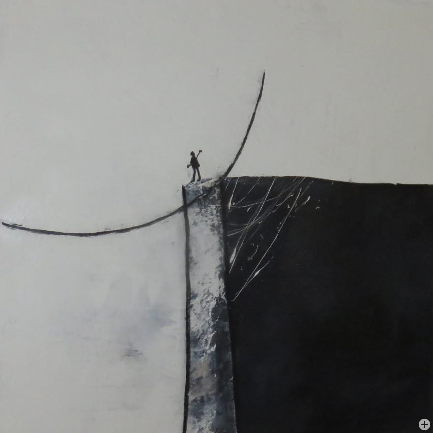 """Gemälde """"In Balance"""""""