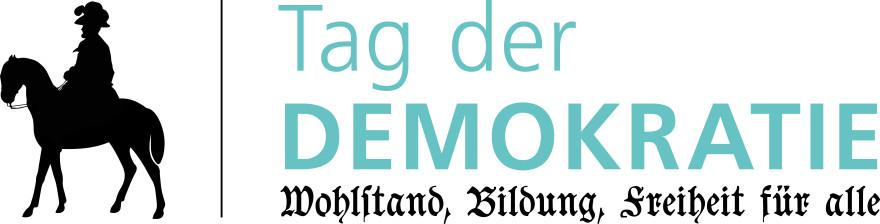 Logo Tag der Demokratie 2020