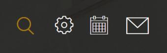 Icons mit der Suche