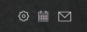 Icons auf der Startseite