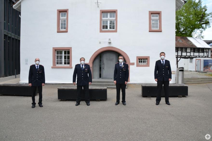 Neuer stellvertretender Feuerwehrkommandant