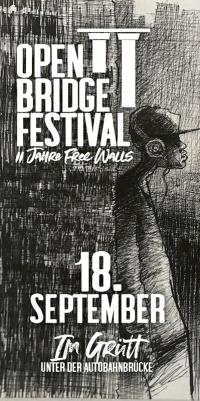 Open Bridge Festival Cover